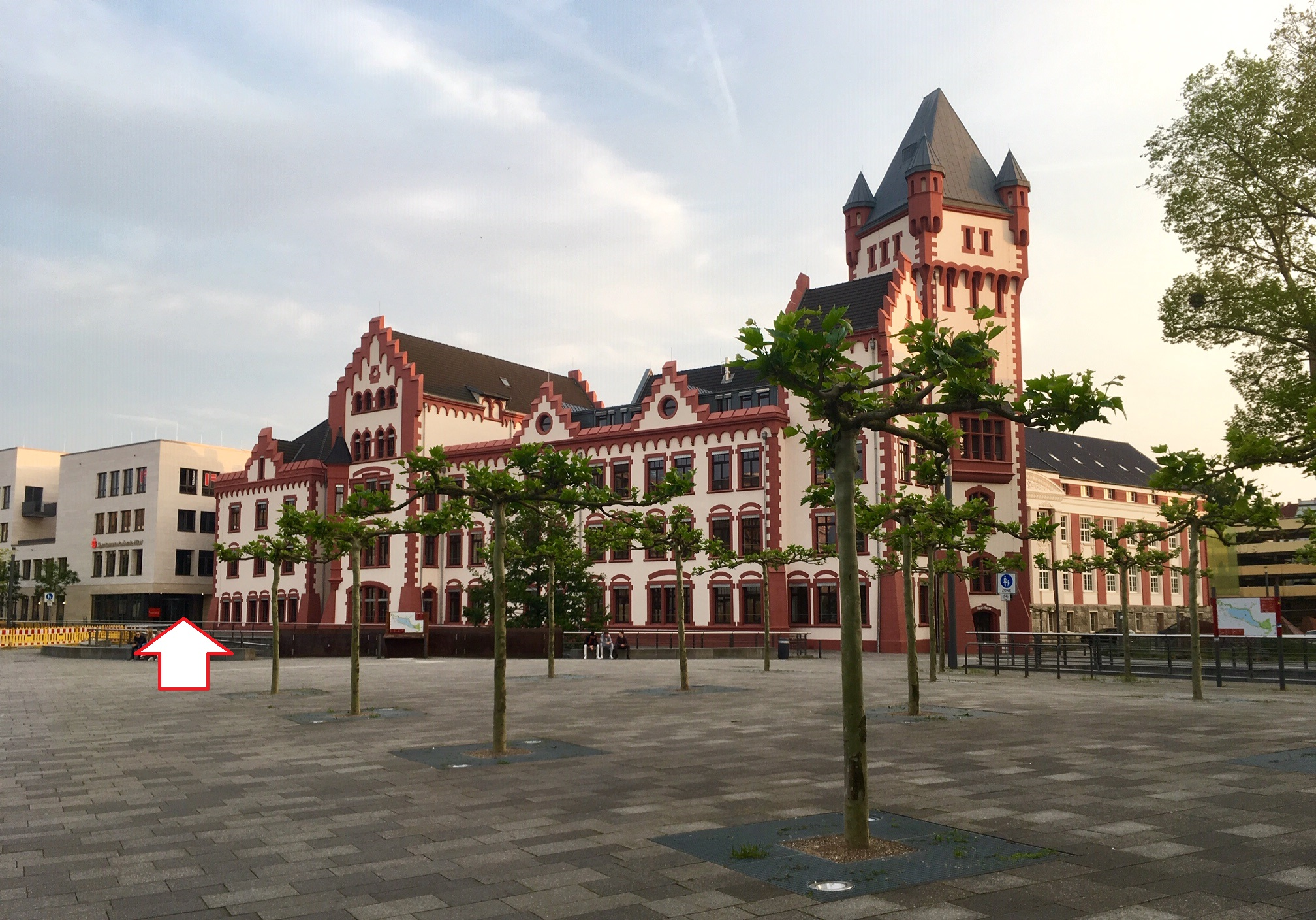 Sparkassenakademie in Dortmund