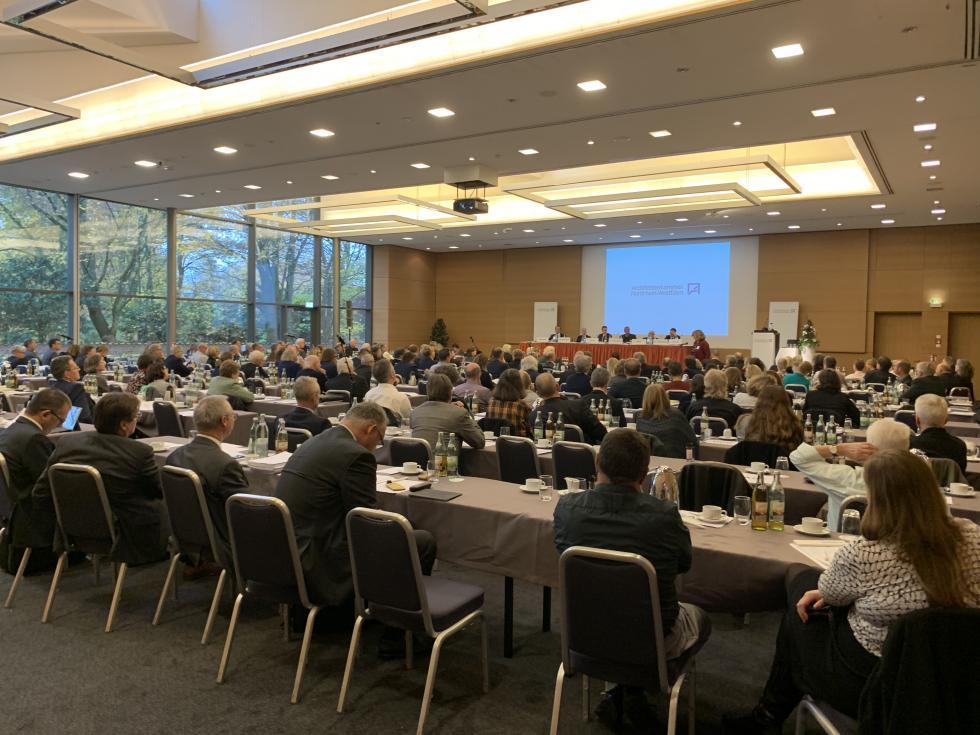 Vertreterversammlung 2018 in Münster