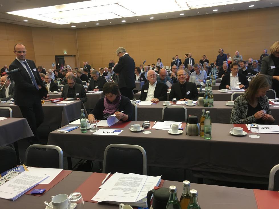 63. Vertreterversammlung der AKNW in Münster