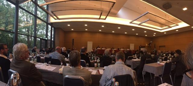 Vertreterversammlung in Münster