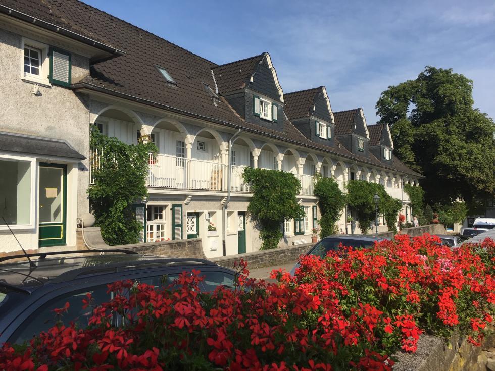 VAA On Tour Margarethenhöhe in Essen