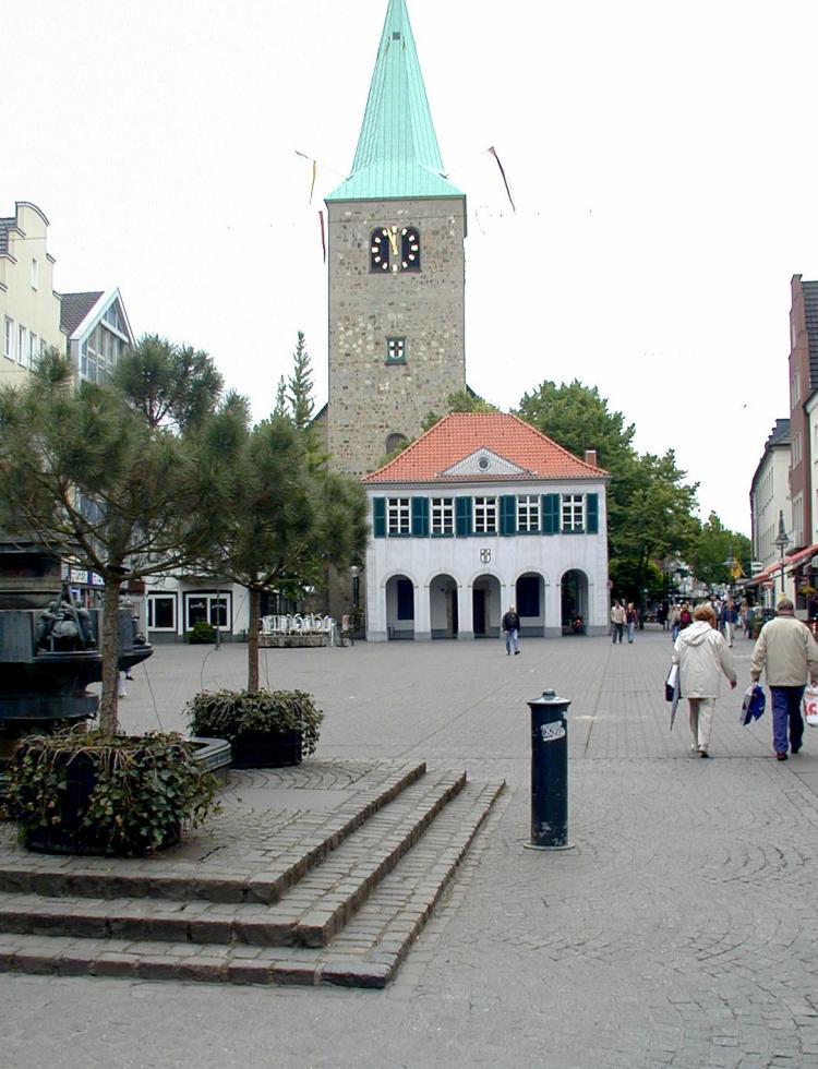 Seminar im Rathaus in Dorsten